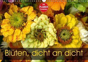 Blüten dicht an dicht (Wandkalender 2018 DIN A3 quer) von Kruse,  Gisela