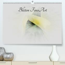 Blüten FineArt (Premium, hochwertiger DIN A2 Wandkalender 2020, Kunstdruck in Hochglanz) von Busch,  Martina