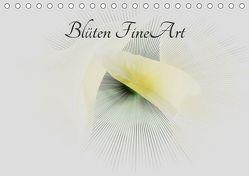 Blüten FineArt (Tischkalender 2019 DIN A5 quer) von Busch,  Martina