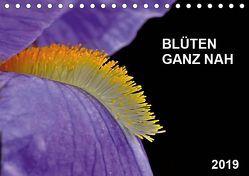Blüten ganz nah (Tischkalender 2019 DIN A5 quer) von Bauer,  Friedhelm