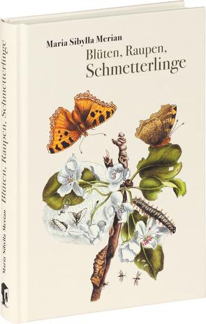 Blüten, Raupen, Schmetterlinge von Ell,  Renate, Merian,  Maria Sibylla