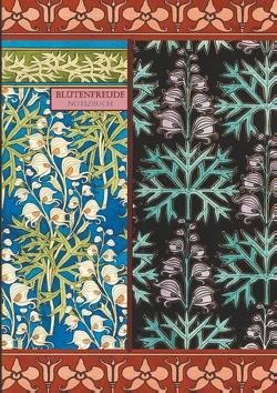 Blütenfreude Notizbuch von Viola,  Iris A.