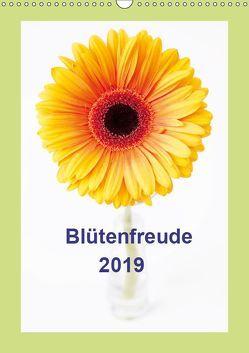 Blütenfreude (Wandkalender 2019 DIN A3 hoch) von E. Klein,  Tim