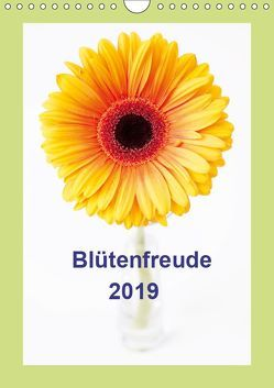 Blütenfreude (Wandkalender 2019 DIN A4 hoch) von E. Klein,  Tim