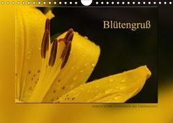 Blütengruß (Wandkalender 2018 DIN A4 quer) von Selzer,  Ulrich