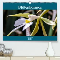 Blütenkosmos (Premium, hochwertiger DIN A2 Wandkalender 2021, Kunstdruck in Hochglanz) von Brehm - frankolor.de,  Frank