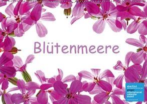 Blütenmeere (Wandkalender 2018 DIN A2 quer) von Eppele,  Klaus