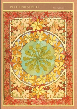 Blütenrausch Notizbuch von Viola,  Iris A.