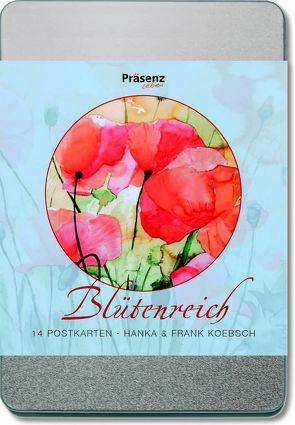 Blütenreich von Koebsch,  Frank, Koebsch,  Hanka