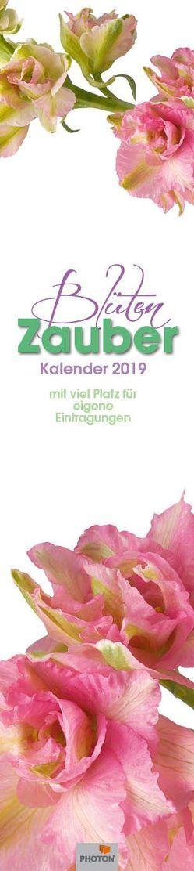 BLÜTENZAUBER Kalender 2019