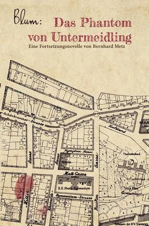 Blum – Eine Fortsetzungsnovelle von Metz,  Bernhard