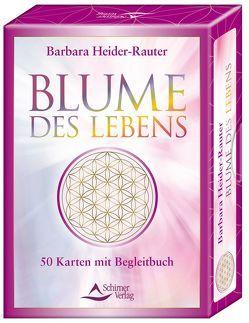 Blume des Lebens von Heider-Rauter,  Barbara