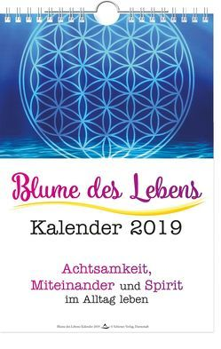 Blume des Lebens Kalender 2019