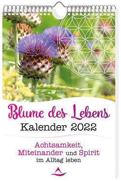 Blume des Lebens Kalender 2022 von Schirner Verlag