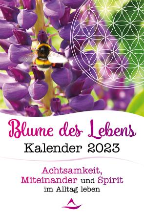 Blume des Lebens Kalender 2023 von Schirner Verlag