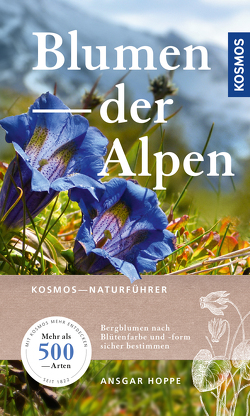 Blumen der Alpen von Hoppe,  Ansgar