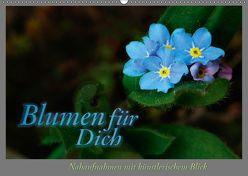 Blumen für Dich (Wandkalender 2019 DIN A2 quer) von Helwig,  Adalbert