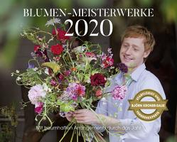Blumen-Meisterwerke 2020 von Kroner-Salié,  Björn