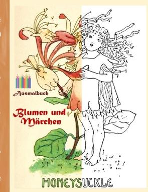 Blumen und Märchen (Ausmalbuch) von Rose,  Luisa
