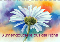 Blumenaquarelle aus der Nähe (Wandkalender 2019 DIN A3 quer) von Krause,  Jitka