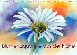 Blumenaquarelle aus der Nähe (Wandkalender 2019 DIN A4 quer) von Krause,  Jitka