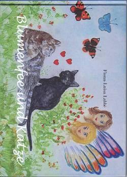 Blumenfee und Katze von Labbé,  Fiona-Luisa