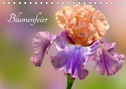 Blumenfeier (Tischkalender 2020 DIN A5 quer) von Livingvisions