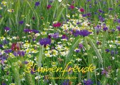 Blumenfreude Schweizer KalendariumCH-Version (Wandkalender 2018 DIN A2 quer) von Design Fotografie by Tanja Riedel,  Avianaarts