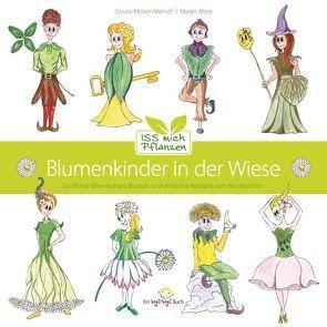 Blumenkinder in der Wiese von Meiser-Meindl,  Ursula