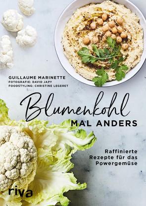 Blumenkohl mal anders von Marinette,  Guillaume