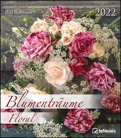 Blumenträume 2022 – Foto-Kalender – Wand-Kalender – 30×34 – Blumen-Traum von Bellmann,  Rita
