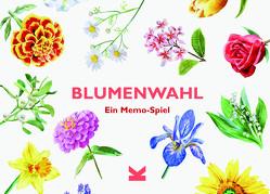 Blumenwahl von George,  Marcel