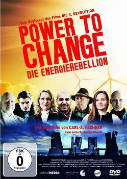 BluRay POWER TO CHANGE von Fechner,  Carl A