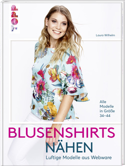 Blusenshirts nähen von Wilhelm,  Laura