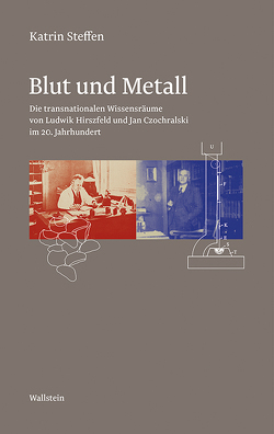 Blut und Metall von Steffen,  Katrin