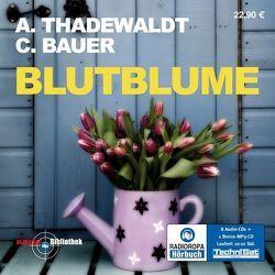 Blutblume von Bauer,  Carsten, Sabel,  Martin, Thadewaldt,  Astrid
