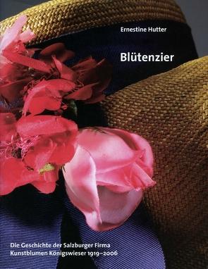 Blütenzier von Hutter,  Ernestine, Laub,  Peter