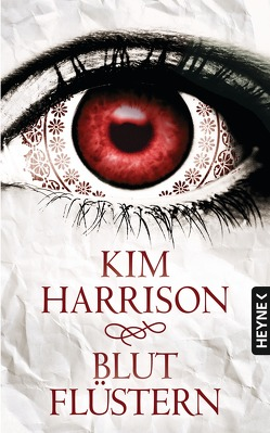 Blutflüstern von Harrison,  Kim, Lamatsch,  Vanessa