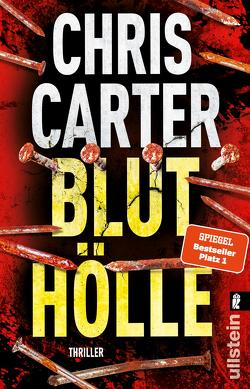 Bluthölle von Carter,  Chris, Uplegger,  Sybille