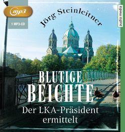 Blutige Beichte von Steinleitner,  Jörg, Stockerl,  Hans Jürgen
