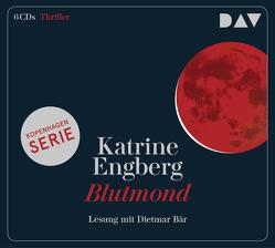 Blutmond – Ein Kopenhagen-Thriller von Bär,  Dietmar, Engberg,  Katrine, Sonnenberg,  Ulrich