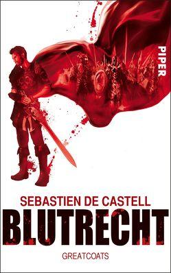 Blutrecht von de Castell,  Sebastien, Decker,  Andreas