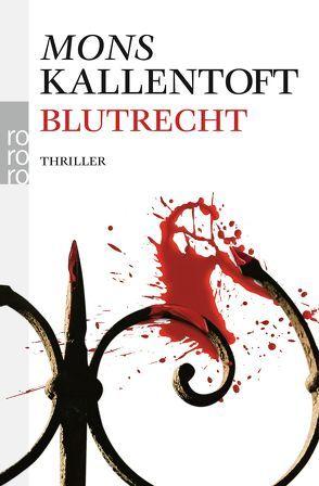 Blutrecht von Hildebrandt,  Christel, Kallentoft,  Mons