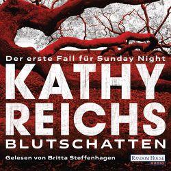 Blutschatten von Berr,  Klaus, Reichs,  Kathy, Steffenhagen,  Britta