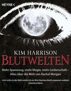Blutwelten von Harrison,  Kim, Lamatsch,  Vanessa