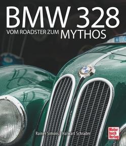 BMW 328 von Schrader,  Halwart, Simons,  Rainer
