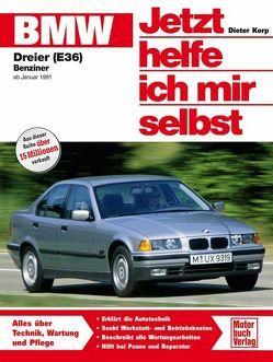 BMW Dreier (E 36) von Korp,  Dieter