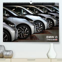 BMW i3 (Premium, hochwertiger DIN A2 Wandkalender 2020, Kunstdruck in Hochglanz) von Wolff,  Juergen