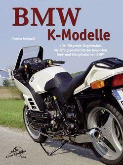 BMW K-Modelle von Reinwald,  Thomas