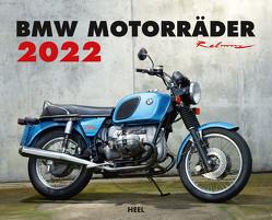 BMW Motorräder 2022 von Rebmann,  Dieter